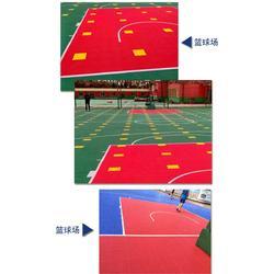 悬浮拼装地板多少钱|凤岗拼装地板|立美体育图片