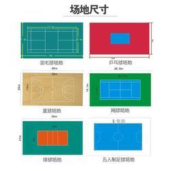 亳州悬浮拼装地板、悬浮拼装地板厂家、立美体育图片