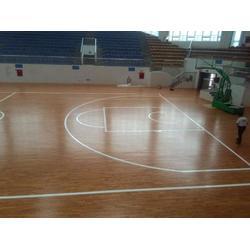 立美体育为你定制|篮球场体育木地板|白城体育木地板图片
