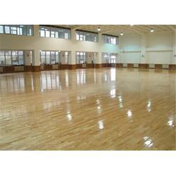 白山體育木地板-立美體育一站式服務-體育木地板廠家圖片