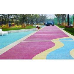 幼儿园彩色地坪|南京彩色地坪|珉珀新型材料【质量过硬】图片