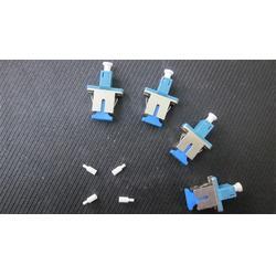 光纤适配器卡座|优质光纤适配器|天津合康双盛网络公司图片