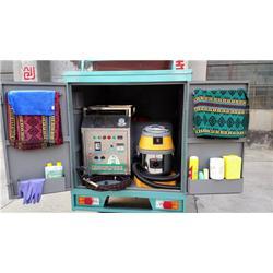 专业定制三轮移动蒸汽洗车机-豫翔机械邵武市三轮移动蒸汽洗车机图片