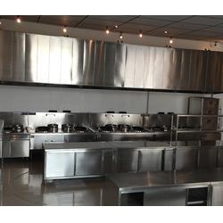 不锈钢厨具哪个牌子的好-台前不锈钢厨具-天汇不锈钢刨槽图片