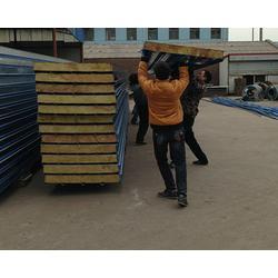 彩钢压型板报价、京泰彩钢楼承板厂(在线咨询)、汾阳彩钢压型板图片