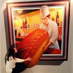 南京新视角文化艺术(图)_专业墙绘公司_溧阳墙绘图片