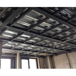 厂房钢结构隔层-安徽钢结构隔层-安徽美铖(查看)图片