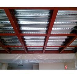 安徽钢结构隔层-安徽美铖厂家-室内钢结构隔层多少钱图片