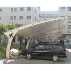 膜结构车棚报价、巢湖膜结构车棚、安徽美铖图片