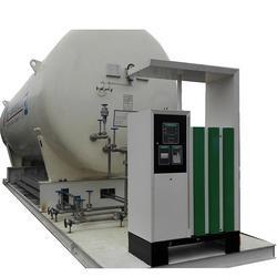 海达尔加气设备,L-CNG加气站,云南L-CNG加气站图片