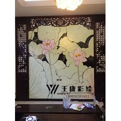酒店墙体彩绘_墙体彩绘_王康彩绘(查看)图片