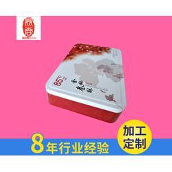 定做方形铁盒、宿州方形铁盒、合肥昆尚(查看)图片