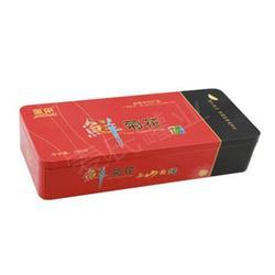 湖北铁盒-花茶铁盒定做-合肥昆尚图片