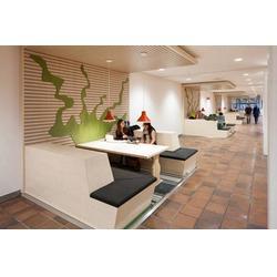 东方瑞点(图)_办公室装修有啥风格_办公室装修图片