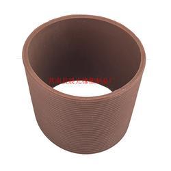 硅胶隔热套厂家_晨光橡塑(在线咨询)_硅胶隔热套图片
