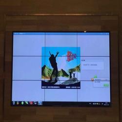 55寸液晶拼接屏幕_温州市55寸液晶拼接屏_炬明科技图片