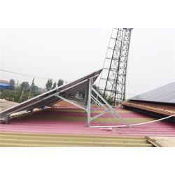 怀柔区光伏发电| 天津金屋顶|太阳能光伏发电图片