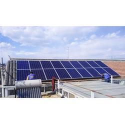 天津光伏发电, 天津金屋顶,3kw光伏发电系统图片