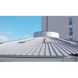 广西铝镁锰板-安徽玖昶金属屋面工程-铝镁锰板单价图片