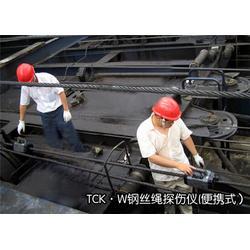 洛阳在线检测威尔若普,港口钢丝绳检测仪,港口钢丝绳检测仪公司图片