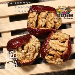 枣夹核桃生产厂家,枣夹核桃,蚂蚁庄园新鲜保证图片