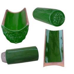 七彩琉璃瓦、沧州琉璃瓦、尚古琉璃瓦供应商(查看)图片
