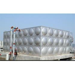 不锈钢卧式水塔-水箱-上海仙圆不锈钢水箱(查看)图片