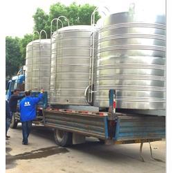 水箱-仙圆不锈钢水箱厂-厂家直销不锈钢生活保温水箱图片
