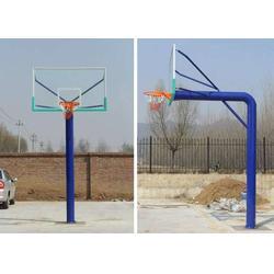 山东165篮球架、强森体育厂家直销、165篮球架图片