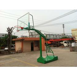 河南电动液压篮球架-强森体育器材合作投标图片