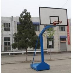 凹箱海燕式篮球架生产厂家|白城凹箱海燕式篮球架|强森厂家直销批发
