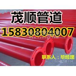 内外涂塑钢管生产厂家茂顺管道图片