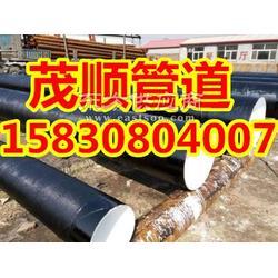 饮水用环氧煤沥青防腐钢管生产厂家茂顺管道图片