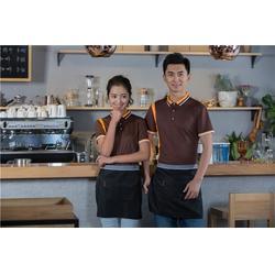 北京条纹POLO衫,松子红服装,条纹POLO衫制作图片