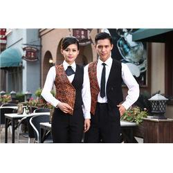松子红服装(图),河北酒店工作服,酒店工作服图片