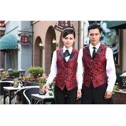 酒店工作服定制-酒店工作服-松子红服装(多图)图片