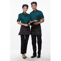 商场服务员制服|北京服务员制服|松子红服装图片