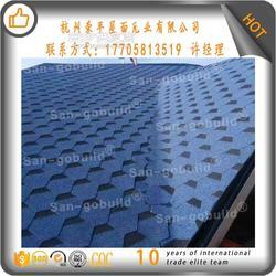 别墅玻纤瓦规格价-施工安装-国标产品图片