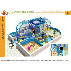 非帆游乐可靠商家(图)-室内儿童乐园淘气堡-淘气堡图片