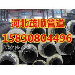 高温热水输送用聚氨酯发泡保温管厂家图片