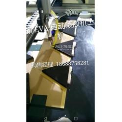 喷胶机的适用范围有哪些中国品牌 三旗智能喷胶上胶机图片