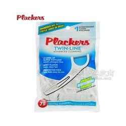 进口plackers双线牙线棒 爱锐可品plackers中国总代理图片