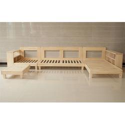 漯河实木床头柜-怡林家具-中学实木床头柜定做图片