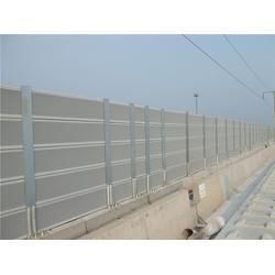 铁路隔声屏厂家、隔声屏、润声环保消音降噪(图)图片