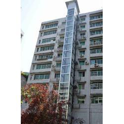 老楼装电梯专业公司-淄博龙达-临淄区电梯图片