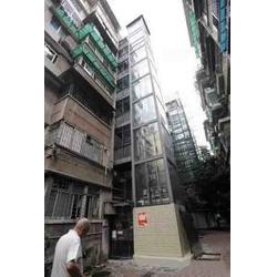 淄博龍達安裝(圖)、別墅安裝哪家好、臨朐別墅電梯圖片