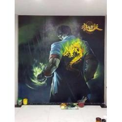 光阴绘墙绘(图)_南昌3d手绘墙画_万安县手绘墙图片