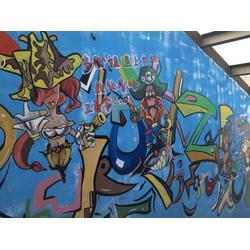墙体彩绘人物,光阴绘墙绘(在线咨询),昌江区墙体彩绘图片
