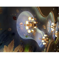 上饶县墙体彩绘|酒店墙体彩绘|光阴绘墙绘(优质商家)图片
