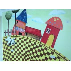 光阴绘墙绘 南昌室内手绘-新干县手绘图片